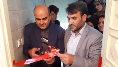 تصویر از افتتاح دفتر نظام پرستاری شهرستان اسلامشهر